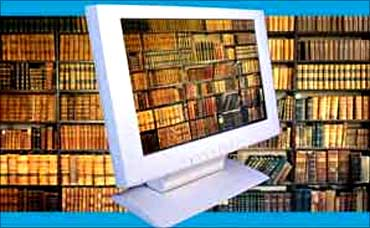 Online publishing services.