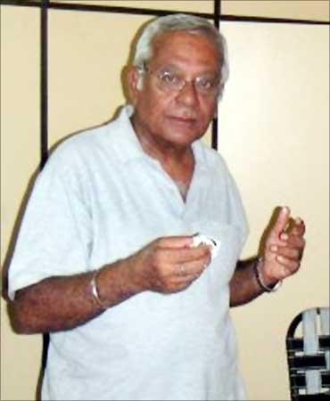Rajan Alimchandani.