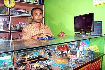 Tuhin Banerjee.