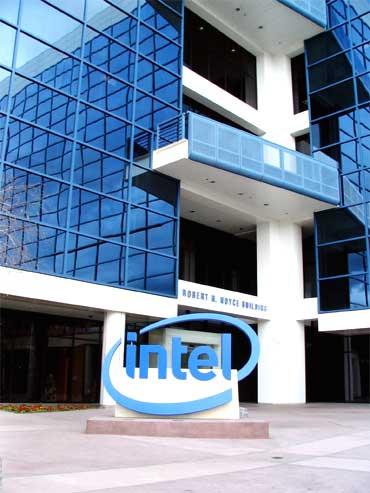 Intel, Santa Clara.