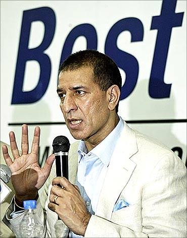 Rajan Bharti Mittal, vice-chairman and managing director of Bharti Enterprises.