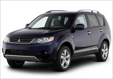 Mitsubishi Outlander gets a facelift