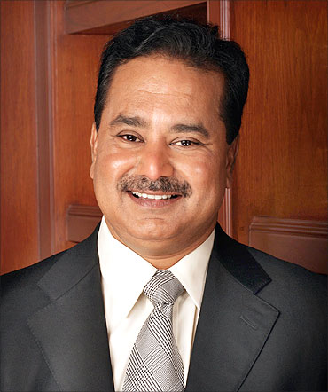 GV Prasad, vice chairman, Dr Reddy's.