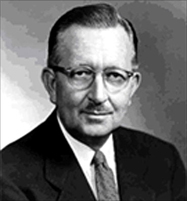 Thomas Rowe Price, JR.