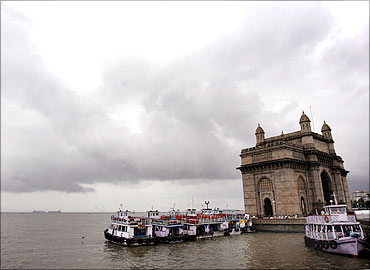 The Gateway of India, Mumbai.