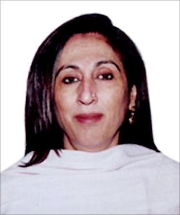 Kiran Nadar.