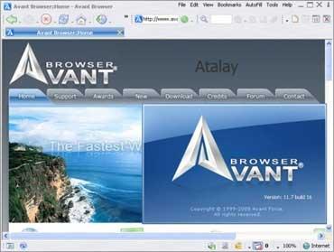 Avant Browser.