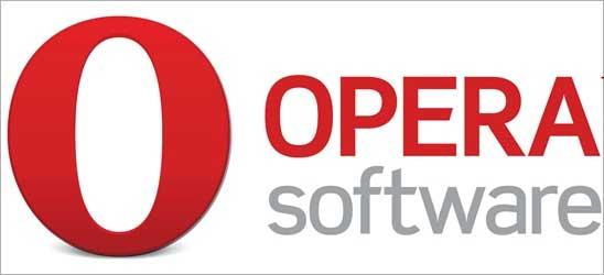 Opera Software.