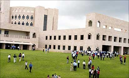 Indian School of Business, Hyderabad.