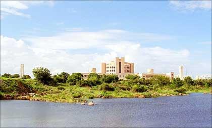ISB, Hyderabad.
