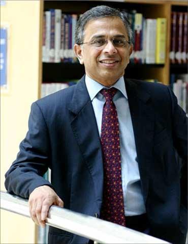 Ajit Rangnekar, Dean, ISB.