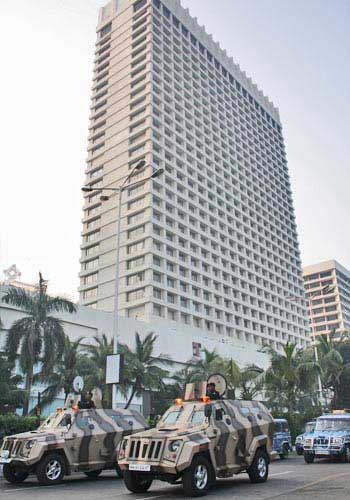 Mumbai's Nariman Point bounces back!