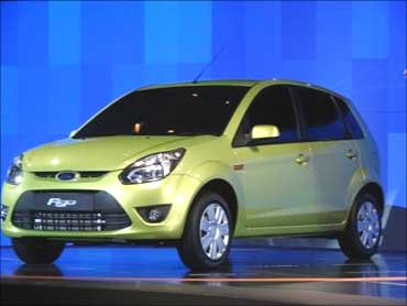 Ford Figo.