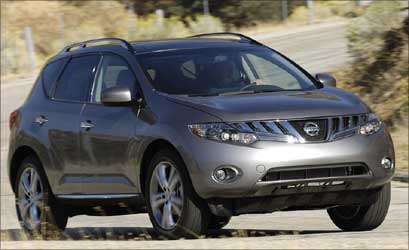 Nissan Murano.