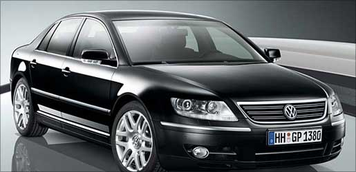 Volkswagen Phaeton.