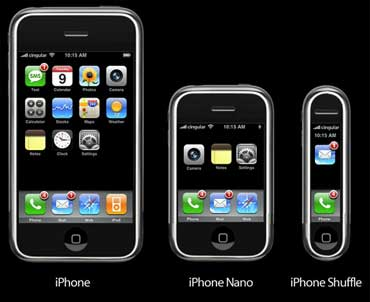 Apple iPhone.