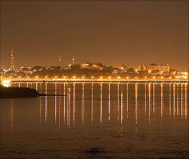 Bhopal.