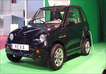 Ever considered switching to an electric car like Reva?