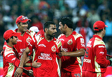 Royal Challengers.