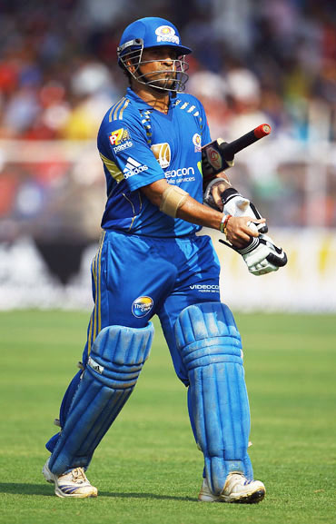 Sachin Tendulkar.