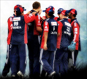 Delhi Daredevils.