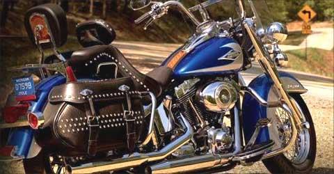 Harley Davidson VRSC FLSTC Heritage Softail Classic