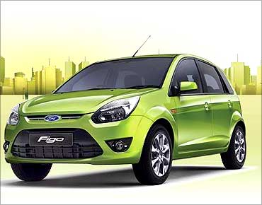 Ford Figo: A car for the young and ambitious
