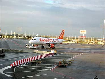 Amsterdam Airport.