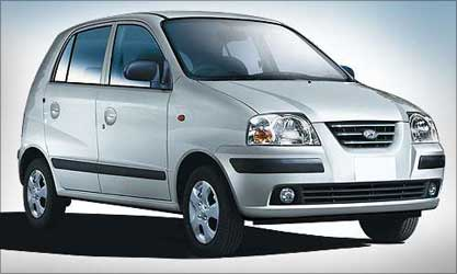 Five cheapest cars in India