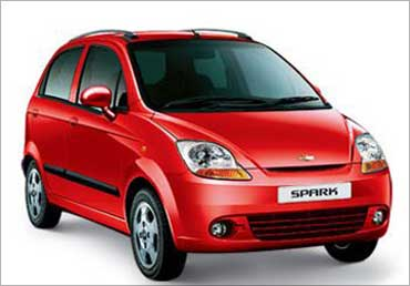 Five Cheapest Cars In India Rediff Com Business
