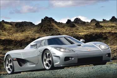 Top 10 fastest cars of the world