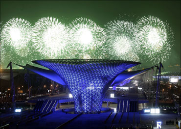 The spectacular Shanghai World Expo