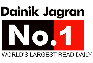 Dainik Jagran tops among the dailies.