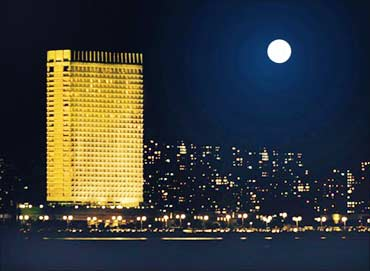 The Oberoi Hotel, Mumbai.
