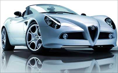 Alfa Romeo.