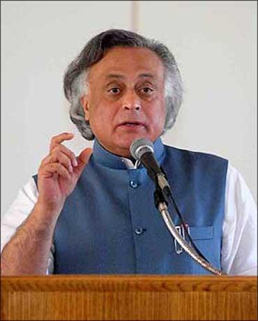 Jairam Ramesh.