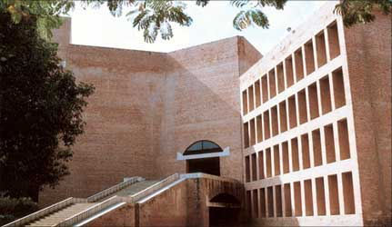 Indian Institute of Management, Ahmedabad.
