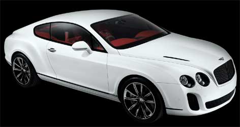 New Bentley supercar to blaze Indian roads at