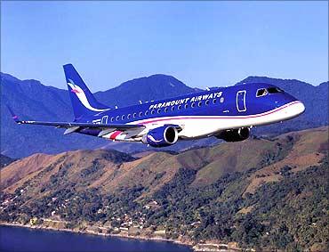 Paramount Airways.