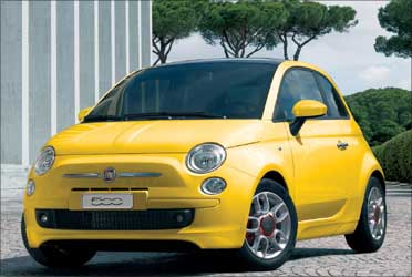 Baby Fiat fails to cheer car enthusiasts