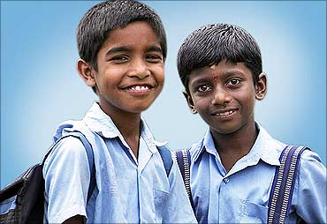 AkshayaPatra for kids.