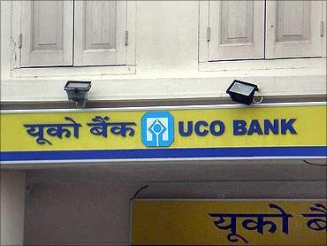 UCO Bank.