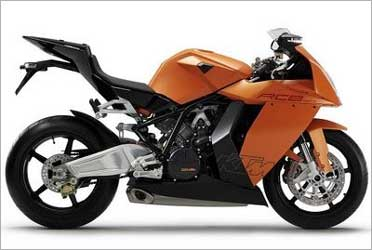 Bajaj-KTM bikes will be here in 2011.