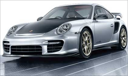 New Porsche 911 GT2 at Rs 1.5 crore!