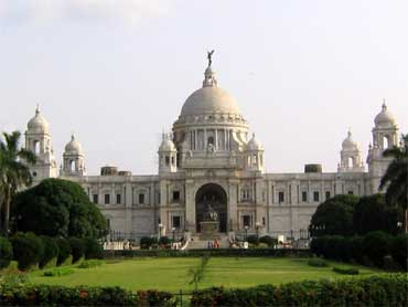 Victoria Memorial in Kolkata.