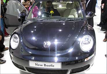 Volkswagen Beetle vs Fiat 500