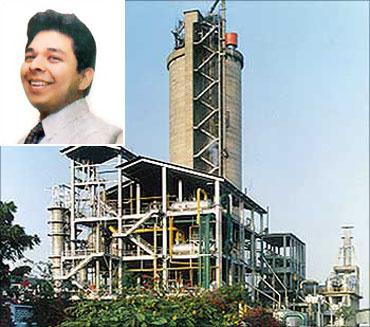 A DCM plant. (Inset: Aditya Shriram).
