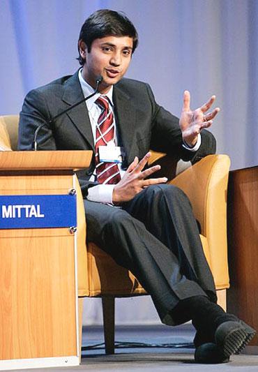 Aditya Mittal.