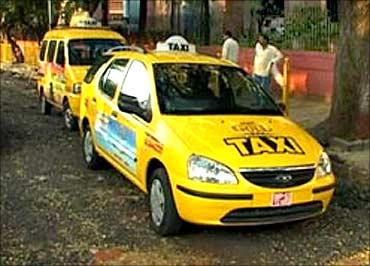 Mumbai Gold Cabs.