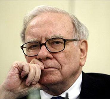Lengedary investor Warren Buffett.